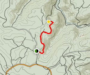 Butcher Trail Map