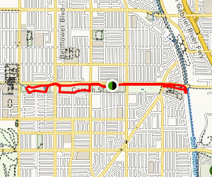 Heartwell Park Trail Map