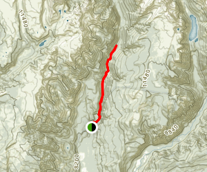 Vallecito Creek Trail Map
