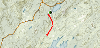 Slick Rock Trail Map