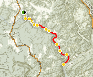 Guest River Trail Map