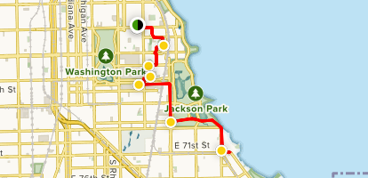 Hyde Park, Kenwood, and South S Neighborhoods Walking Tour ... on