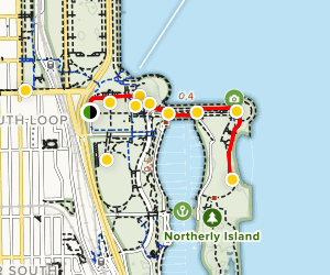 Museum and Lakefront Walking Tour - Illinois | AllTrails on chicago church map, chicago store map, chicago lawrence map, chicago coffee map, chicago brewery map, chicago snow map, chicago aquarium map, chicago cemetery map, chicago bridge map, chicago area museums, chicago antique map, chicago construction map, chicago water map, chicago harbour map, chicago botanical garden map, chicago bay map, chicago shops map, chicago jazz festival map, chicago map downtown pdf, chicago marina map,