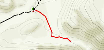 The Mortreros Trail Map