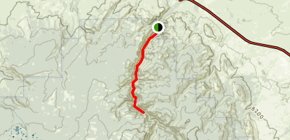 Rock Creek Trail Map