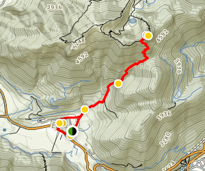 Ettaler Manndl Trail Map