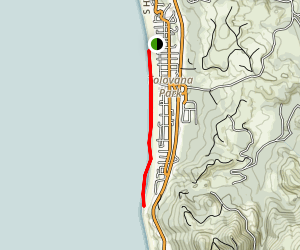 Cannon Beach Map