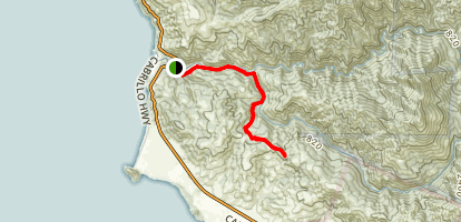 The Old Coast Road Map