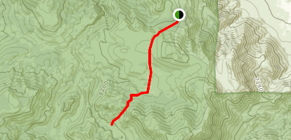 Corral Valley Trail Map