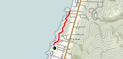 Yachats 804 Trail Map