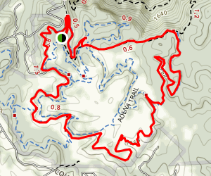 Arrowhead Loop Trail Map