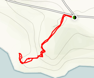 Rockway Beach Trail Map