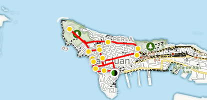 Old San Juan Walking Tour - Northern Region, Puerto Rico ...