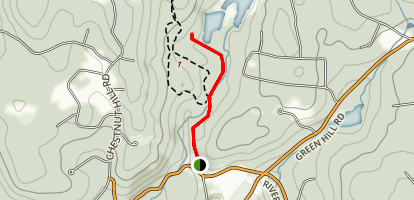 Papermill Trail Map
