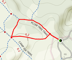 Old Orchard Loop Map