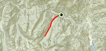 Boulder Creek Map