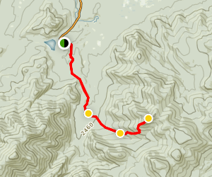 Phelps Trail Map