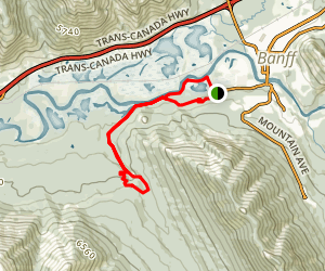 Sundance Canyon Trail Map