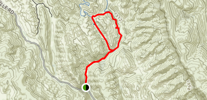Long Canyon Loop Trail Map