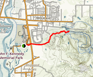 River to Ridge Trail Map