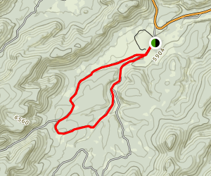Madera Canyon Map