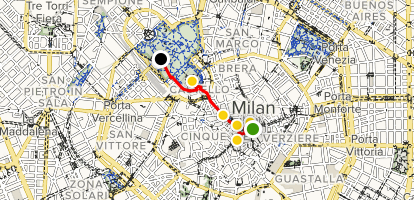 Milan Architecture Walking Tour - Lombardy, Italy | AllTrails