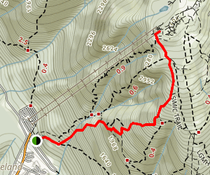 BCMC Trail Map