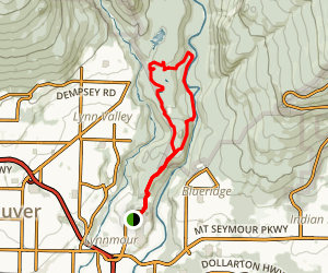 Fisherman's Trail Loop Map