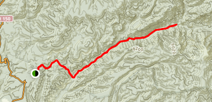 Mimbres River Trail Map
