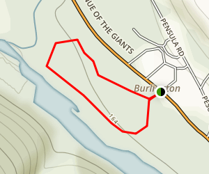 Gould Grove Nature Trail  Map
