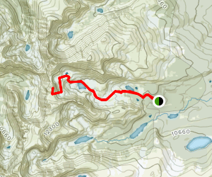 Mount Toll Trail Map