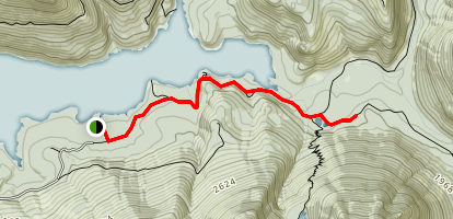 Sultan Basin Trails Map