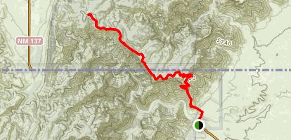 Camp Wilderness Ridge Trail Map