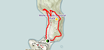 Whitsunday Circuit Trail Map