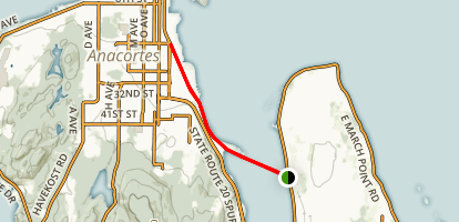Tommy Thompson Trail Map