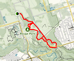 Cedar Trail Map