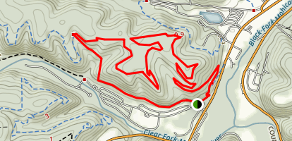 Mohican Trail Map