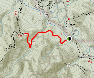 Portola Trail Map
