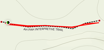 Ah-Pah Interpretive Trail Map