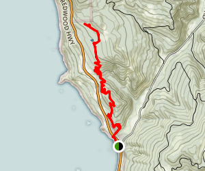 Demartin Section Trail Map
