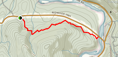 Hatton Trail Map