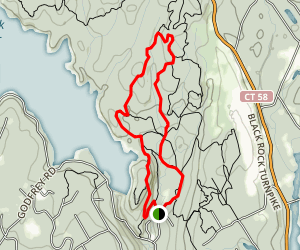 Trout Brook Valley Preserve Map