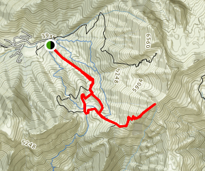 Monte Timogno Map