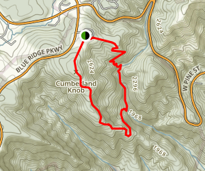 Gully Creek Trail Loop Map