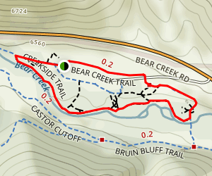 Creekside Trail Map