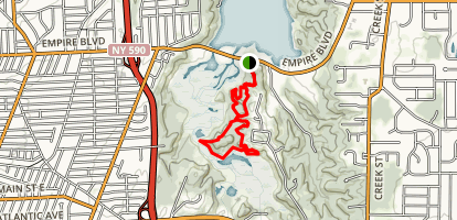 Old Rifle Range Trail Map