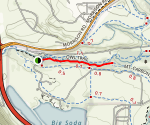 Owl Trail Map