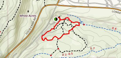 Bear Creek Nature Trail Map