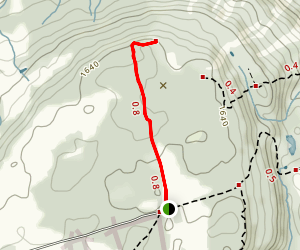 Osler Bluffs Trail  Map