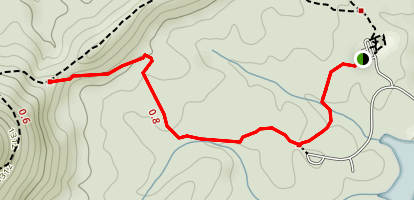 Turnback Trail Map